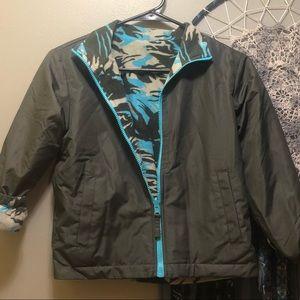 Other - Reversible fleece coat